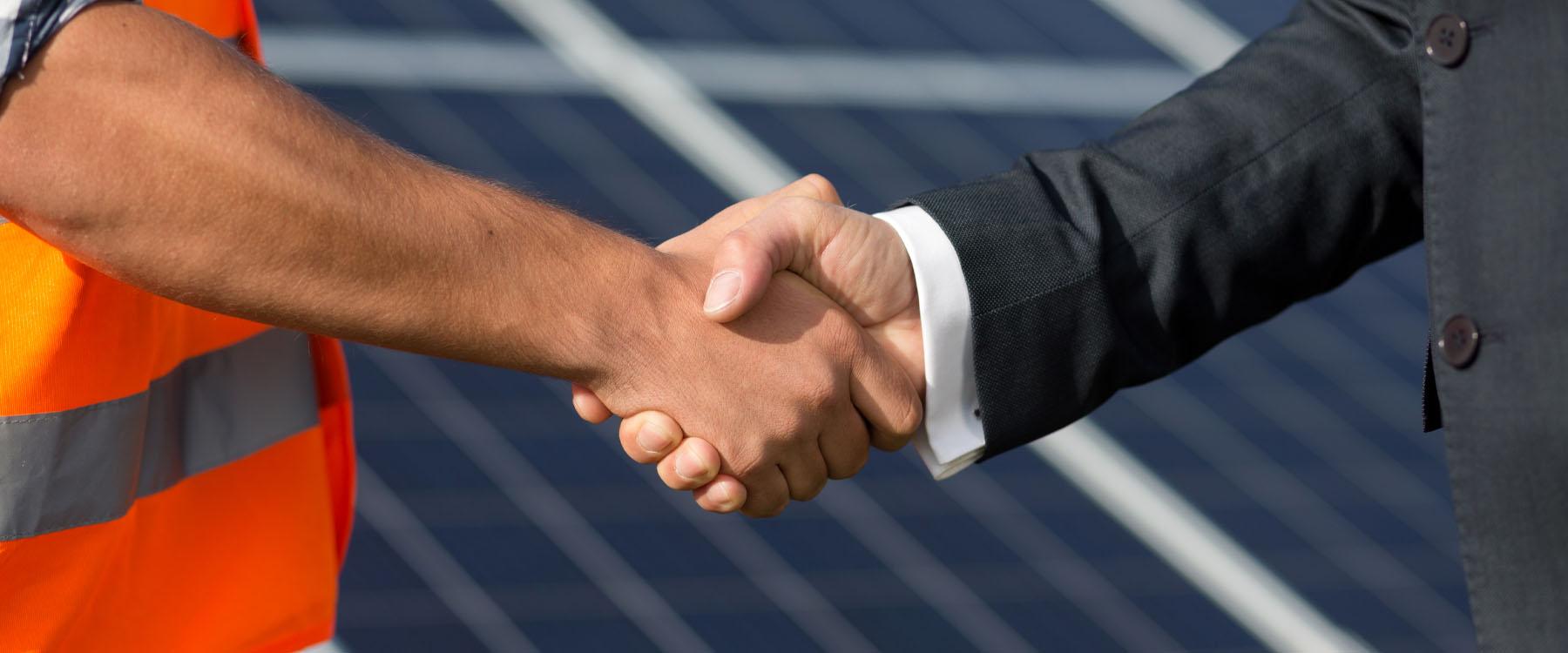 handshake-solar-panels
